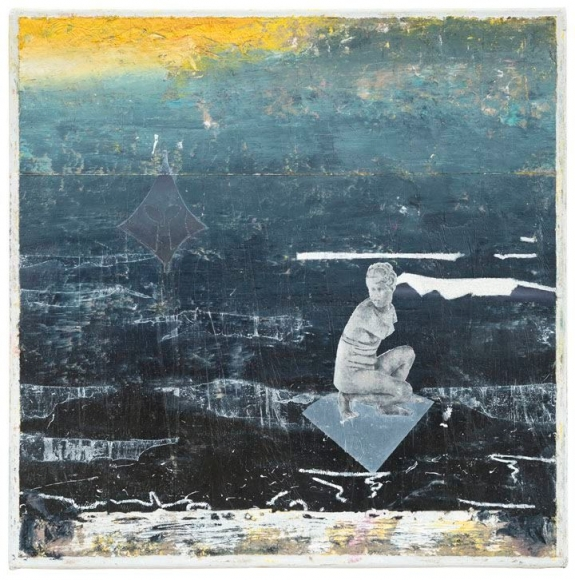 MATTHIAS WEISCHER Seestück (Seascape), 2015