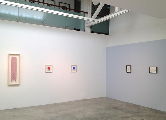 Lehmann Maupin at Singapore Tyler Print Institute (STPI) Installation view 3