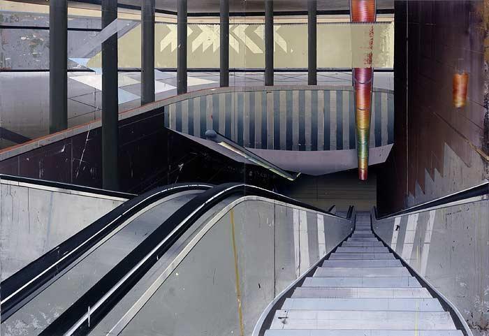 Eingang IV, 2006
