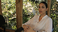 TERESITA FERNÁNDEZ: John Hardy Artist Residency Program, 2011, Teresita Fernández was the first artist to participate in the John Hardy Artist Residency Program. This video showcases her month-long visit and residency at the John Hardy compound in Ubud, Bali, Indonesia in 2011. While there, she worked with John Hardy's team of local artisans to explore new ideas and techniques to incorporate recycled silver into her work.