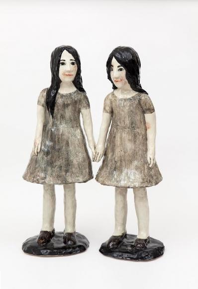 KLARA KRISTALOVA Twins, 2014
