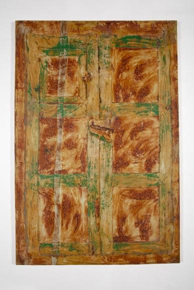 HEIDI BUCHER, Untitled (Puerta interior Palacio /Interior palace door), Lanzarote, 1984