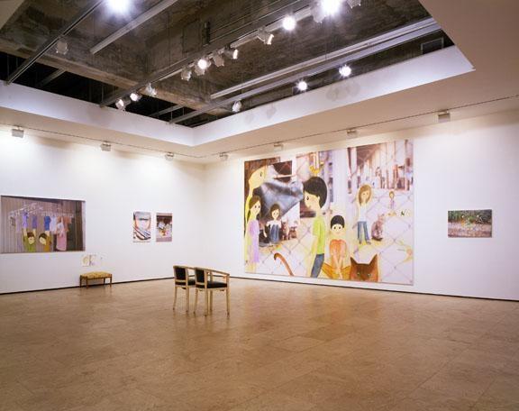 Rei Sato, Summer 2008 installation view 5