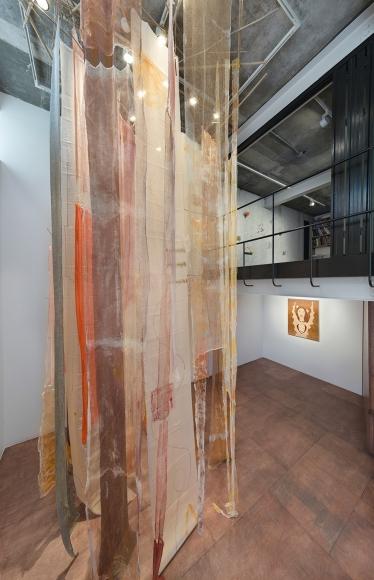 Cecilia Vicuña:Quipu Girok (Knot Record), Installation view, Seoul