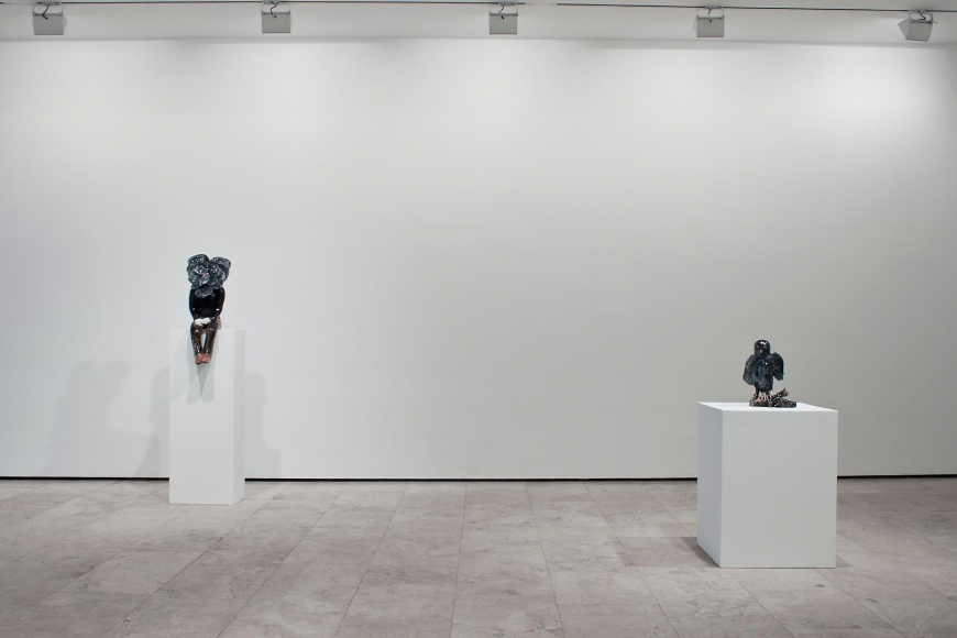 Summer Group Show: Hernan Bas, Anne Chu, Klara Kristalova Installation view 5