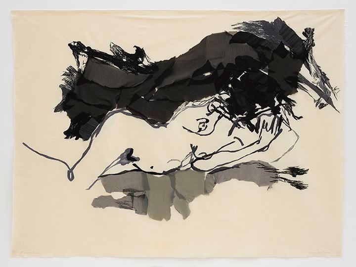 TRACEY EMIN I want you so much, 2015