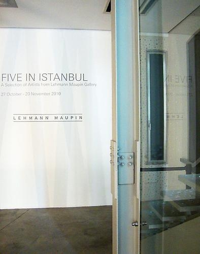 Five in Istanbul Installation View 6