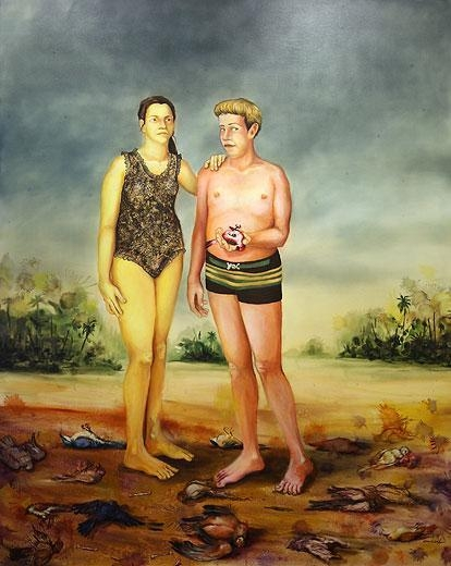 CHRISTIAN CURIEL No Hay Olvido (There's No Forgetting), 2006