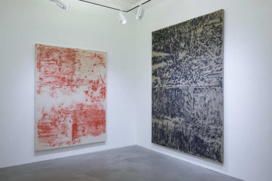 Horizon Installation view, Lehmann Maupin, Hong Kong