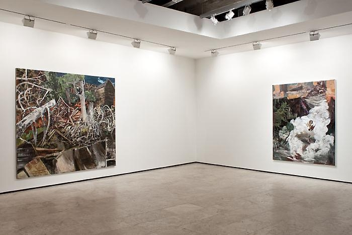 HERNAN BAS Occult Contemporary, installation view
