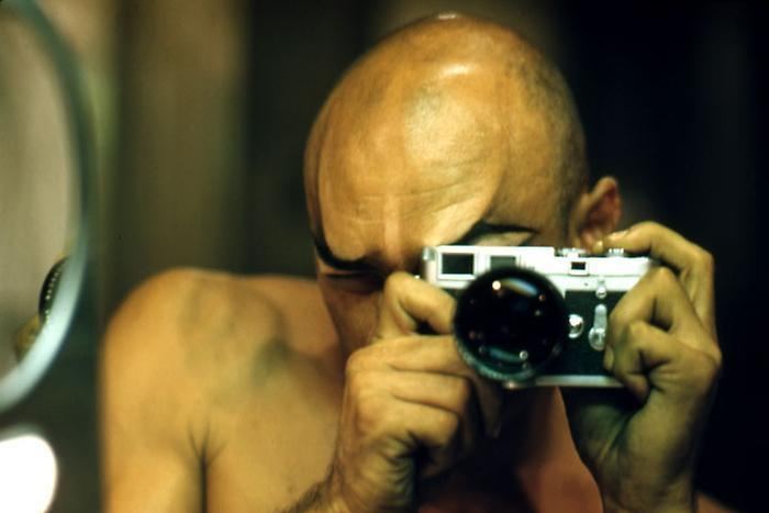 YUL BRYNNER The King and I, Self-Portrait, 1956