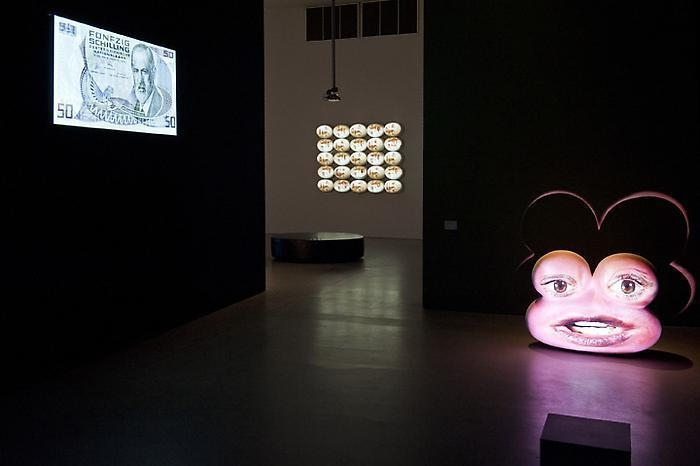 TONY OURSLER: Face to Face