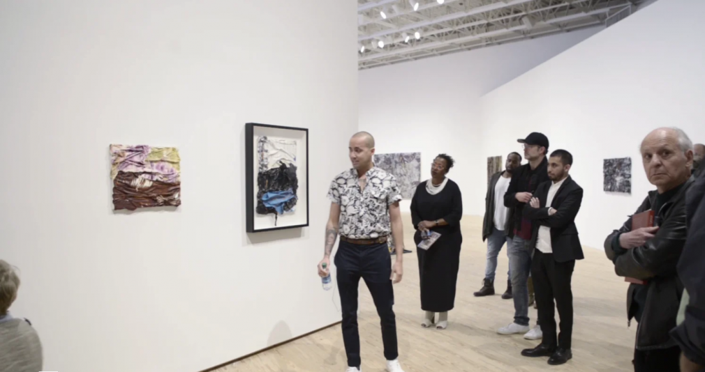In Conversation: Angel Otero with Senior Curator Valerie Cassel Oliver
