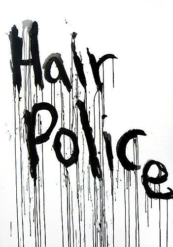 KIM GORDON Hair Police, 2009