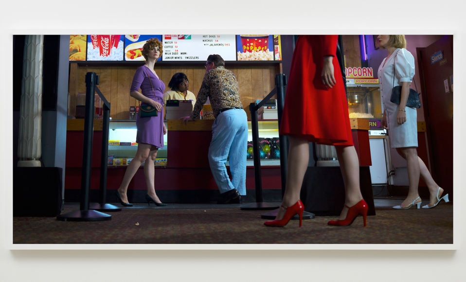 ALEX PRAGER, ABC Theater, 2019