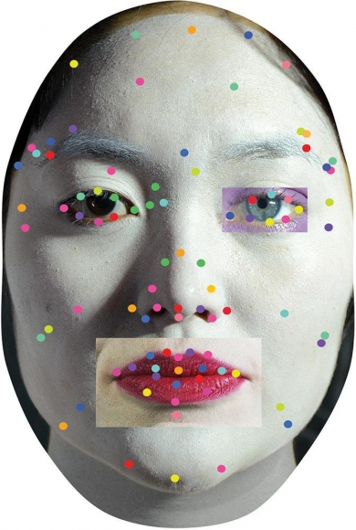Tony Oursler, 2015. Courtesy the artist and Lehmann Maupin, Hong Kong and New York.