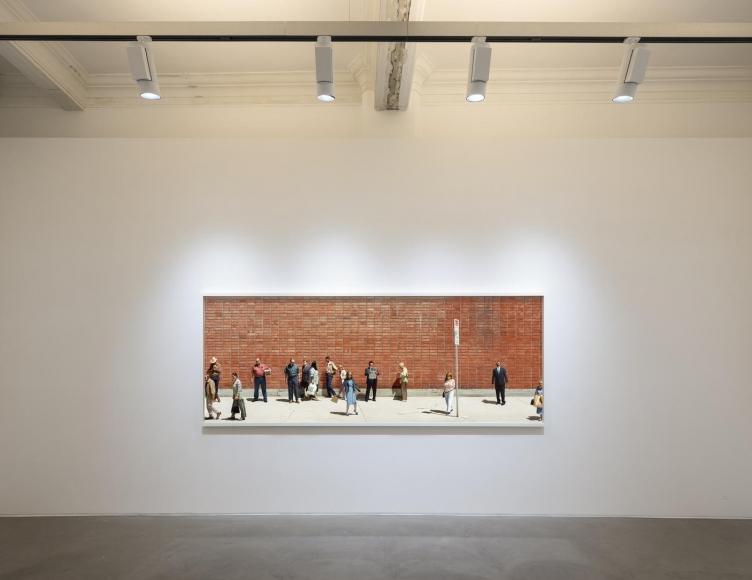 Alex Prager installation view 11