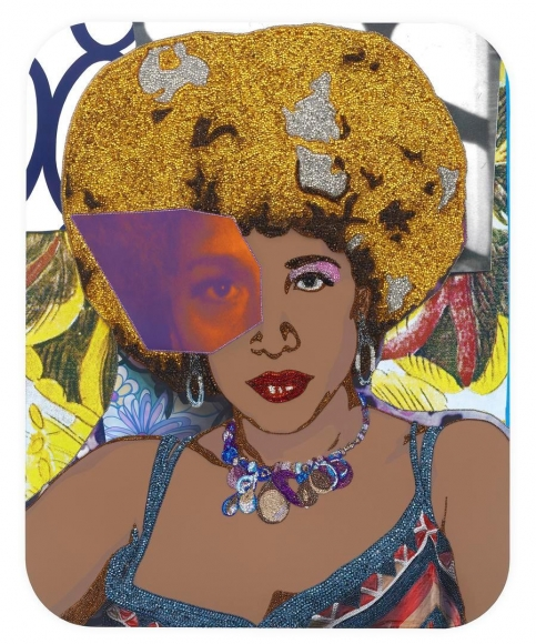 MICKALENE THOMAS, High Priestess #2, 2016