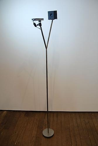TONY OURSLER Black Box, 2010