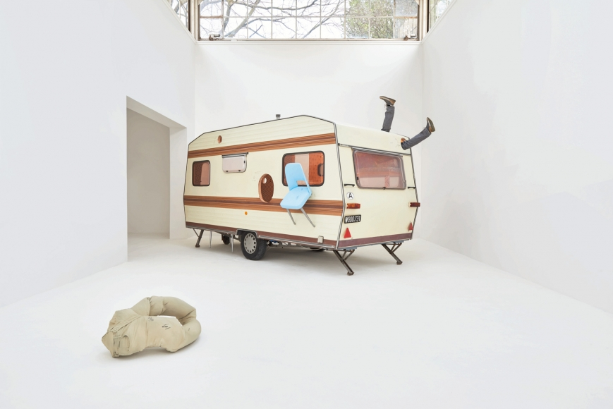 ERWIN WURM Just about Virtues and Vices in general, 2016 – 2017