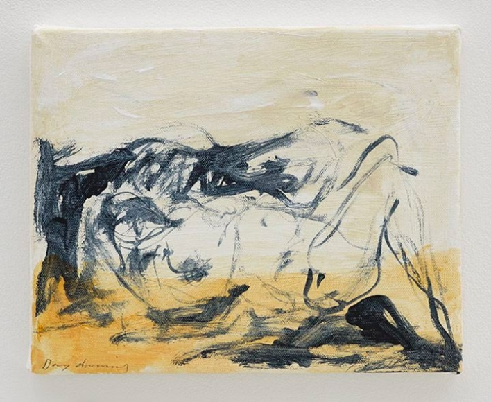 TRACEY EMIN Day Dreaming, 2015