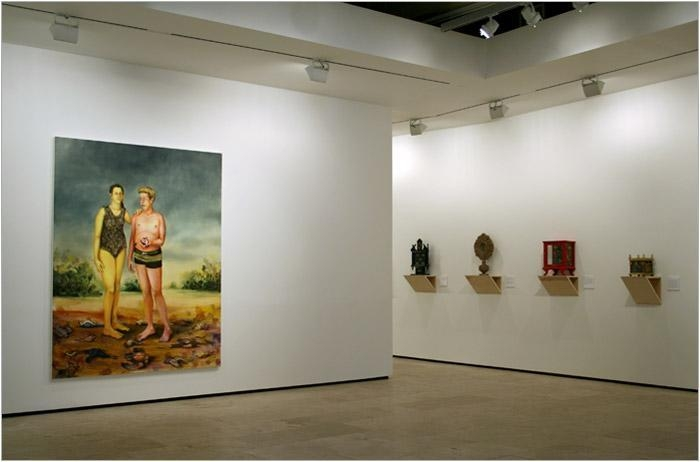 PARTIAL RECALL Installation View