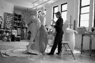 BRIGITTE LACOMBE Rachel Feinstein, 2009