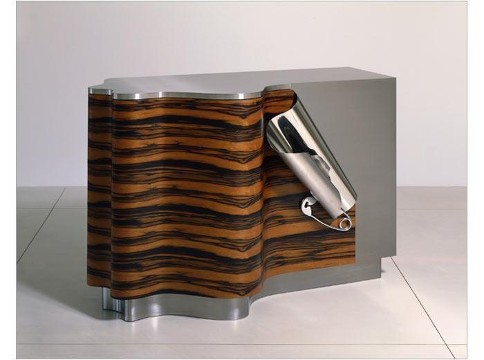 Drape Cabinet, 2005