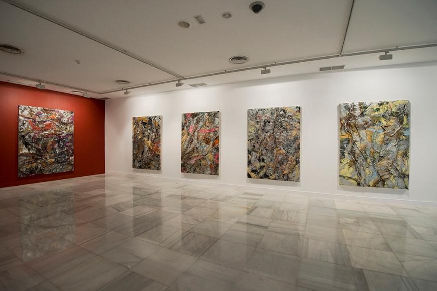 Angel Otero: Pintura Ascendente