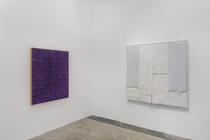 Installation view of Lehmann Maupin's booth at West Bund Art & Design 2019 in Shanghai, view 8