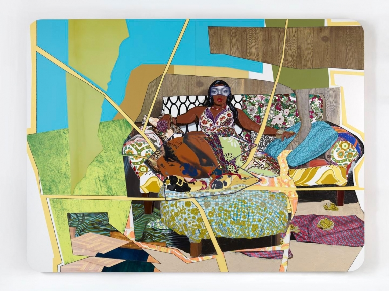 MICKALENE THOMAS I'm Feelin Good, 2014