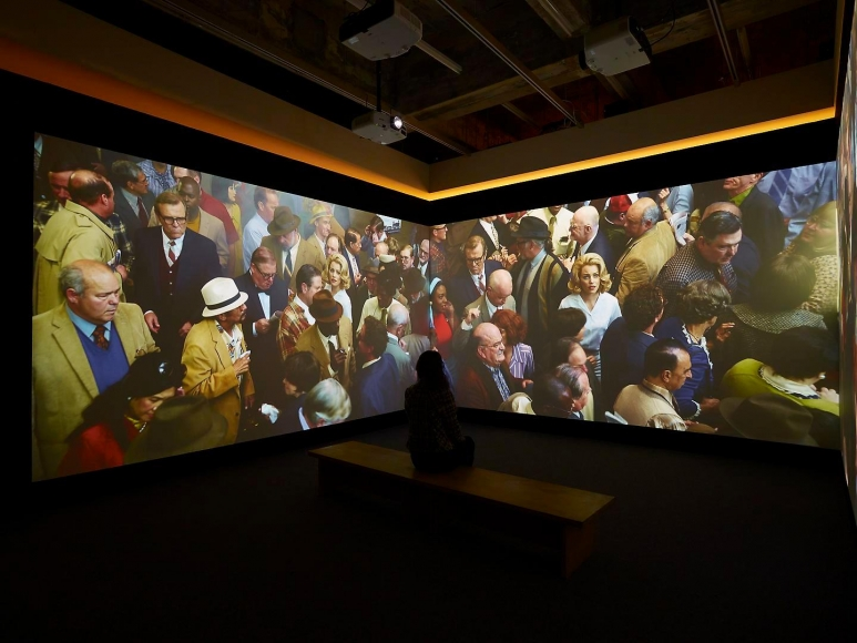 Alex Prager: Face in the Crowd installation view 2