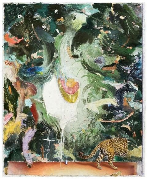 MATTHIAS WEISCHER Spur (Traces), 2015