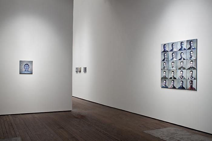 SANDRO KOPP There You Are Installation View 1