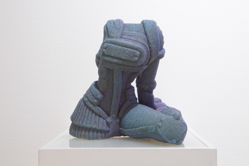 LEE BUL, Linger Violet (Mini Cyborg), 2002