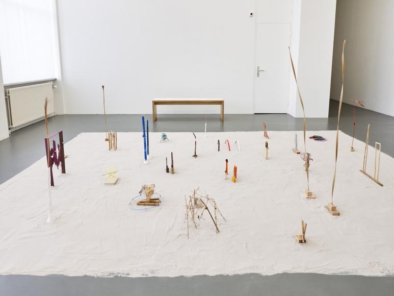 CECILIA VICUÑA, A retrospective exhibition