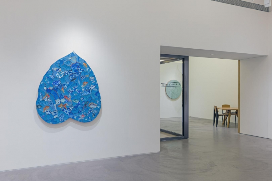Adriana Varejão Installation View 3
