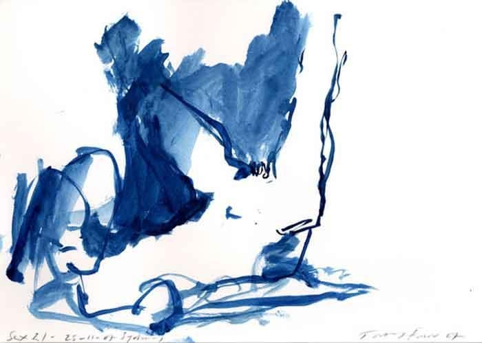 TRACEY EMIN Sex 21 25-11-07 Sydney, 2007