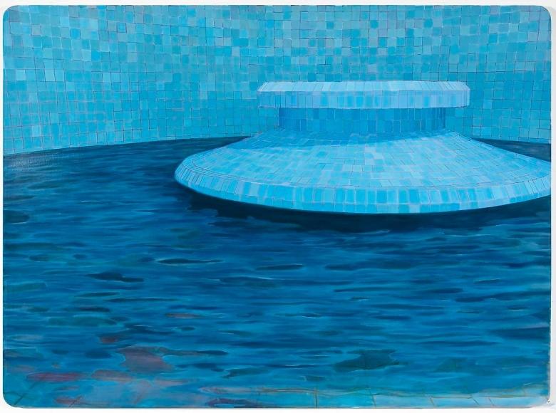 阿德里安娜·瓦萊喬 A Fonte (The Fountain), 2009