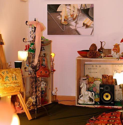 REI SATO Senzai Midori (detail), 2008