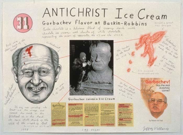 Antichrist Ice Cream