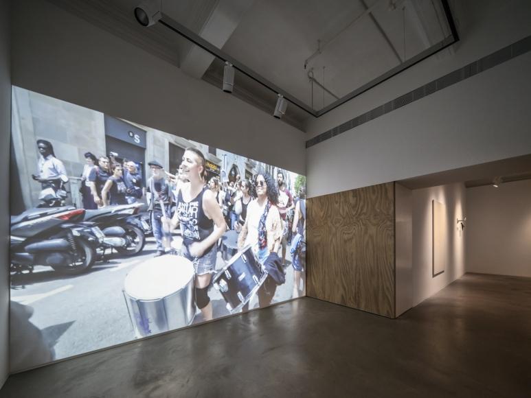 Kader Attia: Héroes Heridos Installation view 4