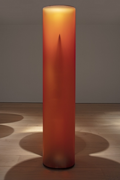 HELEN PASHGIAN, Untitled (orange), 2009