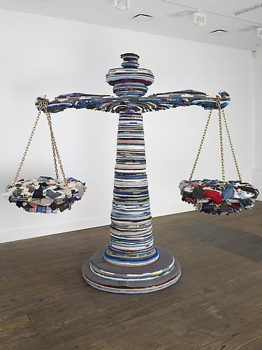 NARI WARD Blank Scale, 2012