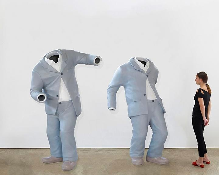ERWIN WURM, 	Big Disobedience, 2016