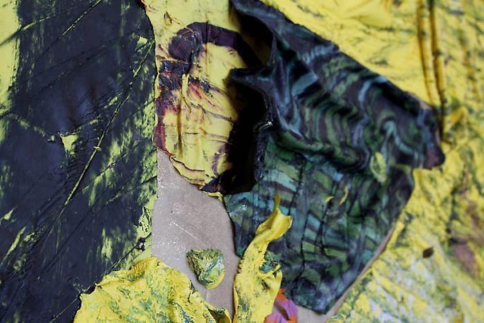 ANGEL OTERO Untitled (detail), 2010