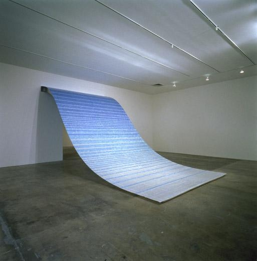 Waterfall, 2000 Installation at SITE Santa Fe
