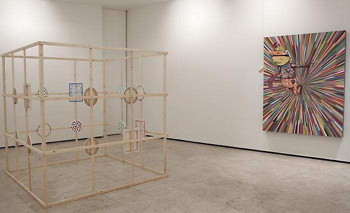 Law of the Jungle Installation View 9