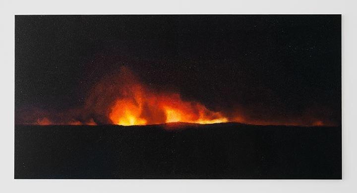 TERESITA FERNÁNDEZ, Fire (America) 3, 2016