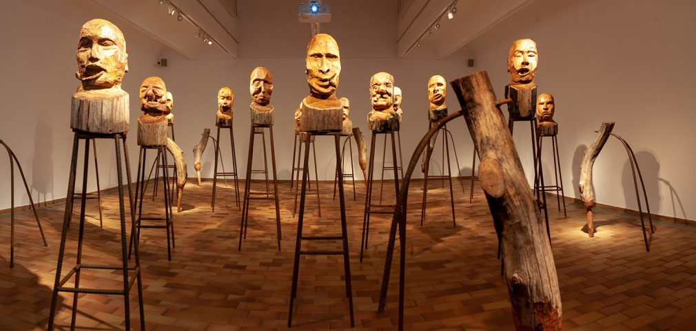 Kader Attia: Scars remind us that our past is real